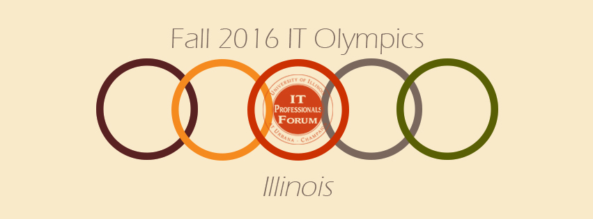 Fall 2016 IT Pro Forum Banner - Olympics